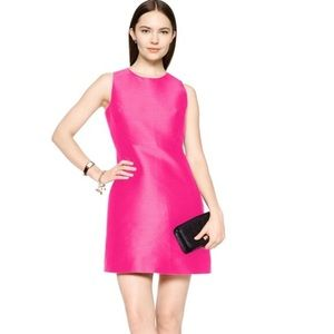 Kate Spade Sheath Open Back Dress